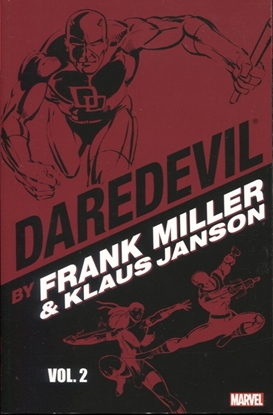 Picture of DAREDEVIL BY MILLER JANSON TPB VOL 2