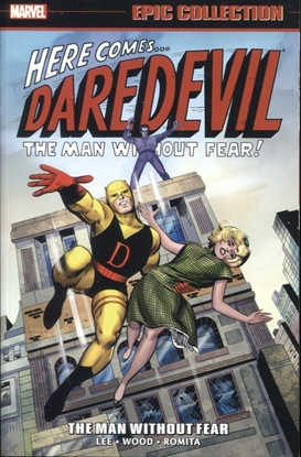 Picture of DAREDEVIL EPIC COLLECTION MAN WITHOUT FEAR TPB