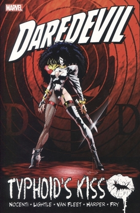 Picture of DAREDEVIL TYPHOIDS KISS TPB