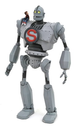 Picture of IRON GIANT SELECT ACTION FIGURE