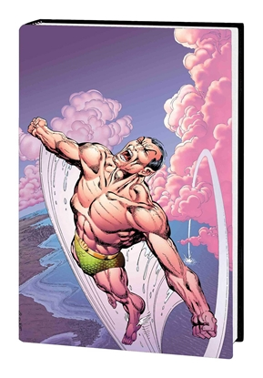 Picture of NAMOR SUB-MARINER BY BYRNE AND JAE LEE OMNIBUS HC