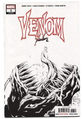 Picture of VENOM #3 4TH PTG STEGMAN VAR