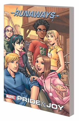 Picture of RUNAWAYS TPB VOL 1 PRIDE AND JOY NEW PRINTING