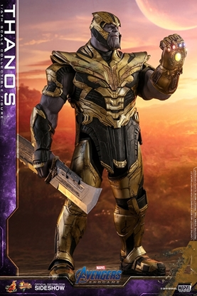 Picture of HOT TOYS THANOS AVENGERS ENDGAME 1:6 SCALE FIGURE MMS529