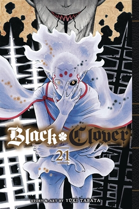 Picture of BLACK CLOVER GN VOL 21