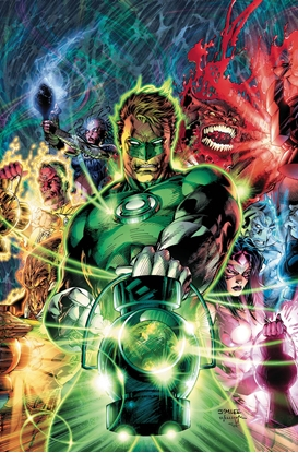 Picture of GREEN LANTERN 80 YEARS OF THE EMERALD KNIGHT HC