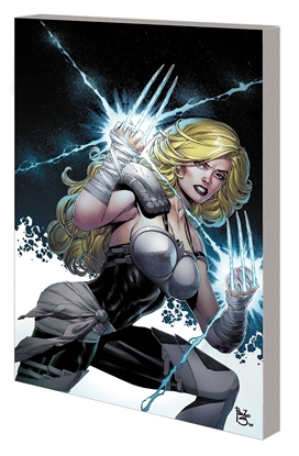 Picture of WOLVERINE TPB DAUGHTER OF WOLVERINE