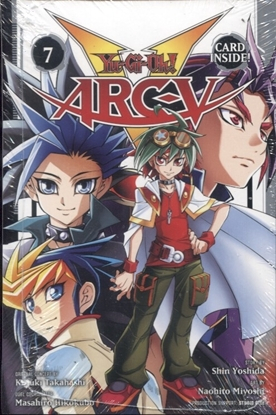 Picture of YU GI OH ARC V GN VOL 7