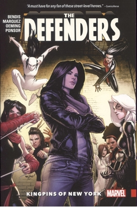 Picture of DEFENDERS TP VOL 02 KINGPINS OF NEW YORK