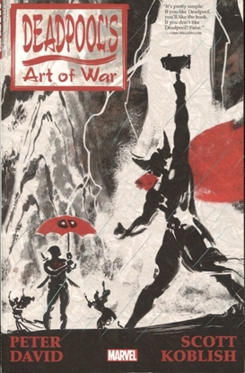 Picture of DEADPOOL'S ART OF WAR TPB