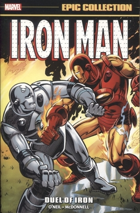 Picture of IRON MAN EPIC COLLECTION TP DUEL OF IRON