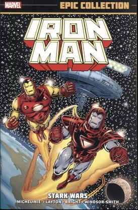 Picture of IRON MAN EPIC COLLECTION TP STARK WARS