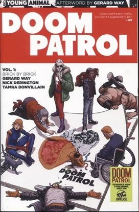 Picture of DOOM PATROL TP VOL 1 BRICK BY BRICK (MR)