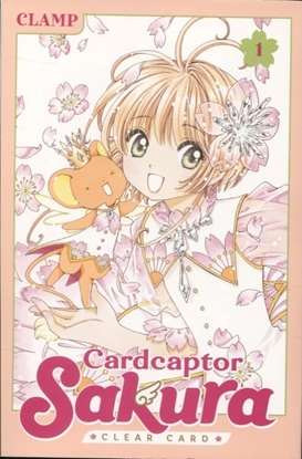 Picture of CARDCAPTOR SAKURA CLEAR CARD GN VOL 01