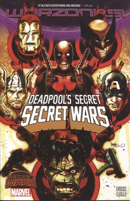 Picture of DEADPOOLS SECRET SECRET WARS TPB