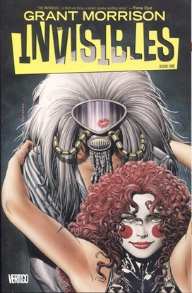 Picture of INVISIBLES TPB BOOK 1