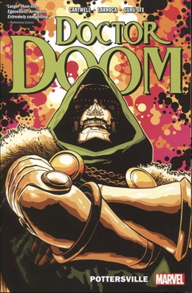 Picture of DOCTOR DOOM TPB VOL 1 POTTERSVILLE