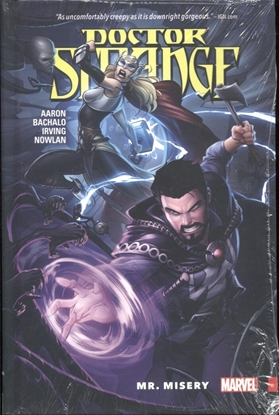 Picture of DOCTOR STRANGE PREMIER HC VOL 4 MR MISERY