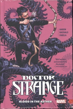 Picture of DOCTOR STRANGE PREM HC VOL 3 BLOOD IN AETHER