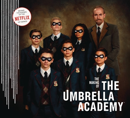 Picture of MAKING OF UMBRELLA ACADEMY HC