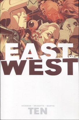 Picture of EAST OF WEST TP VOL 10 (MR)