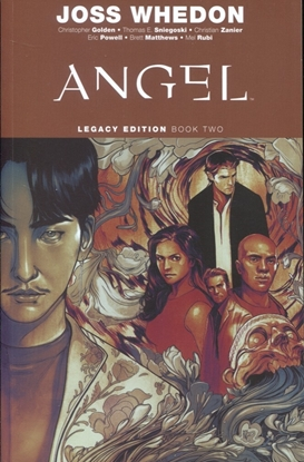 Picture of ANGEL LEGACY ED GN VOL 02 (C: 0-1-2)