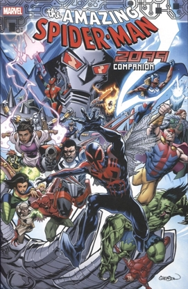 Picture of AMAZING SPIDER-MAN 2099 COMPANION TP