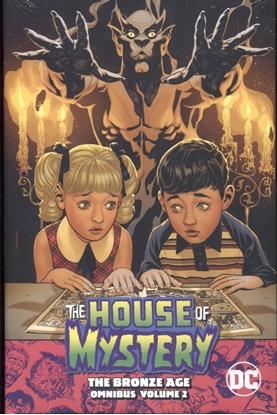 Picture of HOUSE OF MYSTERY THE BRONZE AGE OMNIBUS HC VOL 02