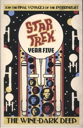 Picture of STAR TREK YEAR FIVE TP VOL 02 WINE-DARK DEEP (C: 0-1-2)
