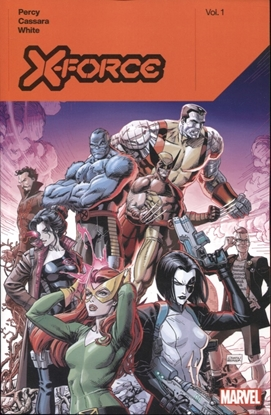 Picture of X-FORCE BY BENJAMIN PERCY TP VOL 01