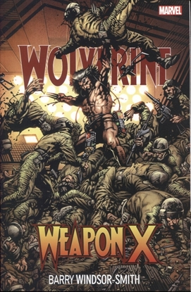 Picture of WOLVERINE TP WEAPON X NEW PTG