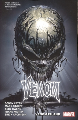 Picture of VENOM BY DONNY CATES TP VOL 04 VENOM ISLAND