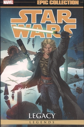 Picture of STAR WARS LEGENDS EPIC COLLECTION LEGACY TP VOL 3