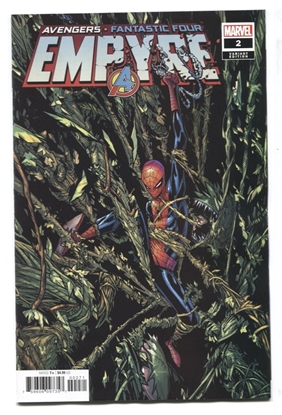 Picture of EMPYRE (2020) #2 1 PER STORE VARIANT COVER NM