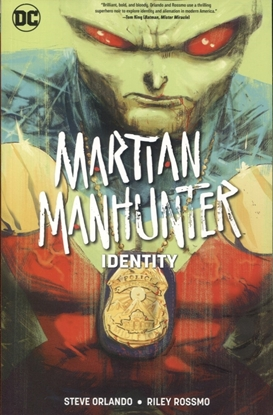 Picture of MARTIAN MANHUNTER IDENTITY TPB