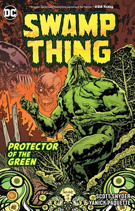 Picture of SWAMP THING PROTECTOR OF THE GREEN DC ESSENTIAL EDITION TPB
