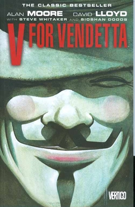 Picture of V FOR VENDETTA TPB