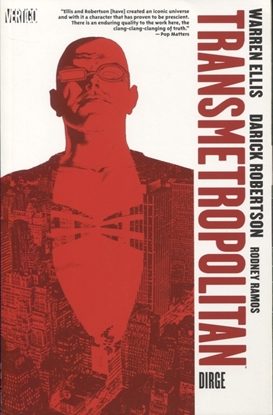 Picture of TRANSMETROPOLITAN TP VOL 08 DIRGE
