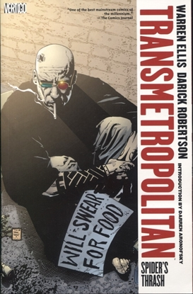 Picture of TRANSMETROPOLITAN TP VOL 07 SPIDERS THRASH NEW ED (MR)