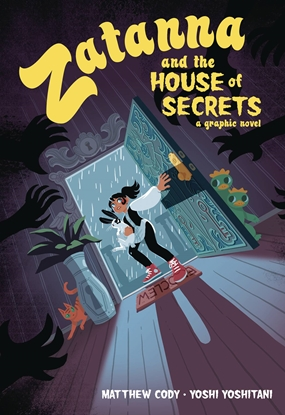 Picture of ZATANNA AND THE HOUSE OF SECRETS TPB