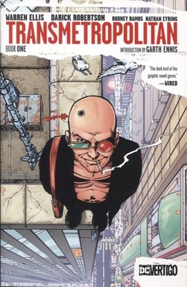 Picture of TRANSMETROPOLITAN TP VOL 1