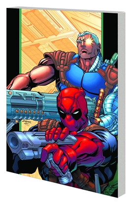 Picture of DEADPOOL & CABLE ULTIMATE COLLECTION TPB BOOK 2