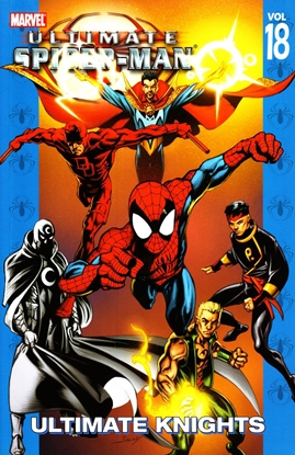 Picture of ULTIMATE SPIDER-MAN TP VOL 18 ULTIMATE KNIGHTS