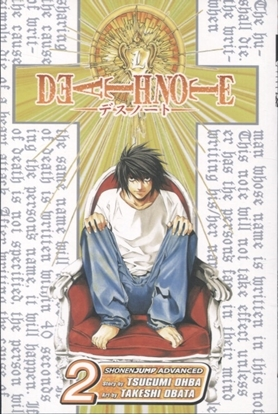 Picture of DEATH NOTE GN VOL 02 (CURR PTG) (C: 1-0-0)