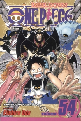 Picture of ONE PIECE GN VOL 54 (C: 1-0-1)