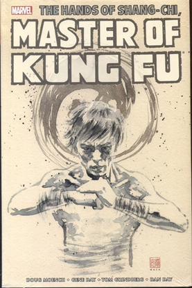 Picture of SHANG-CHI MASTER OF KUNG FU OMNIBUS HC VOL 4 MACK EDITION