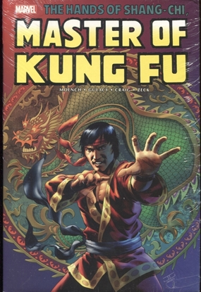 Picture of SHANG-CHI MASTER KUNG FU OMNIBUS HC VOL 2 CASSADAY COVER