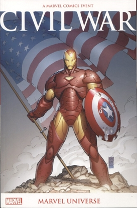 Picture of CIVIL WAR MARVEL UNIVERSE TPB NEW PRINTING