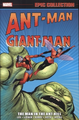 Picture of ANT-MAN GIANT-MAN EPIC COLLECTION TP MAN IN ANT HILL