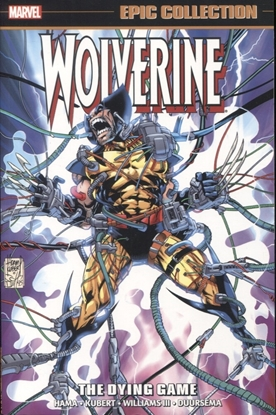 Picture of WOLVERINE EPIC COLLECTION TPB DYING GAME
